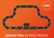waytoplay montreal canada grand prix 24 pieces Route flexible toy jouet