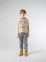 montreal quebec canada bobo choses aw19 we are cosmos the moose long sleeve t-shirt 219003
