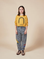 bobo choses aw20 the catalogue of marvellous trades straight line bender long sleeve t-shirt chandail à manches longues 22001013