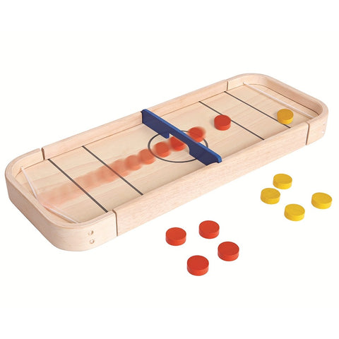 2 in one shuffleboard game plan toys canada jeu de palets