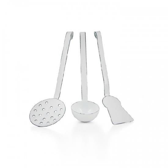 gluckskafer montreal quebec canada jouet toy pretend-play imitation ustensiles en email enamel cooking tools set 530600
