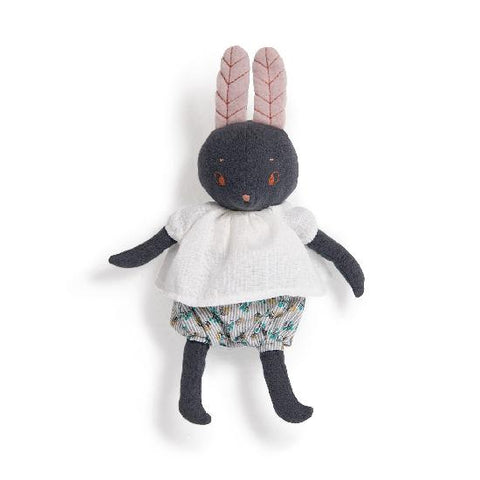 moulin roty peluche soft toy lune lain bunny