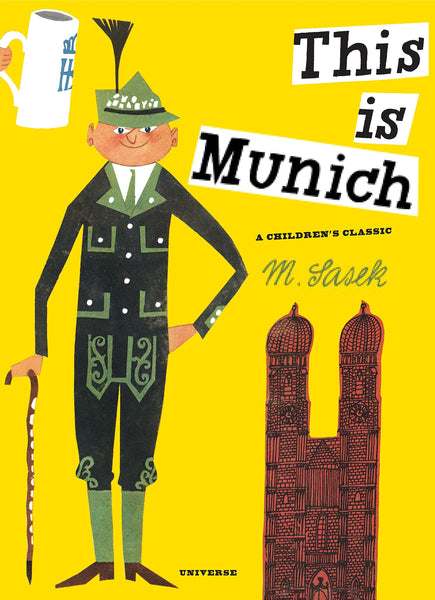 miroslav sasek this is munich book