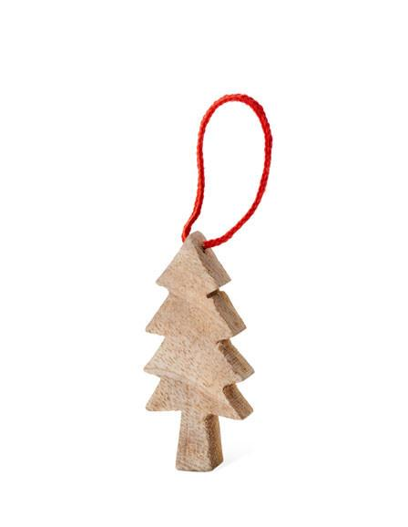 Fog Linen Work Montreal Quebec Canada ornament ornement noel christmas sapin tree arbre bois wood décoration decor home house