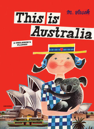 miroslav sasek this is australia book