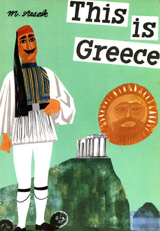 miroslav sasek this is greece book