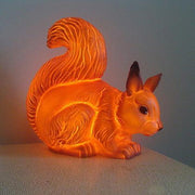 heico montreal quebec canada egmont veilleuse lamp night lamp écureuil squirrel deco decoration luminaire