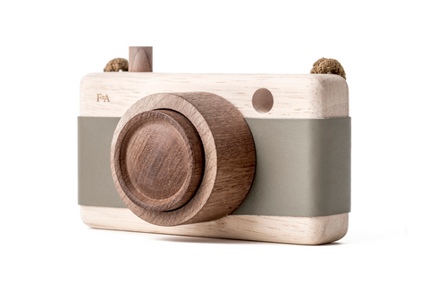 fanny & alexander wooden camera appareil photo en bois