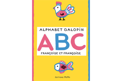 Alphabet galopin