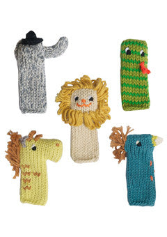 marionnettes animaux jungle blabla kids finger puppets montreal quebec