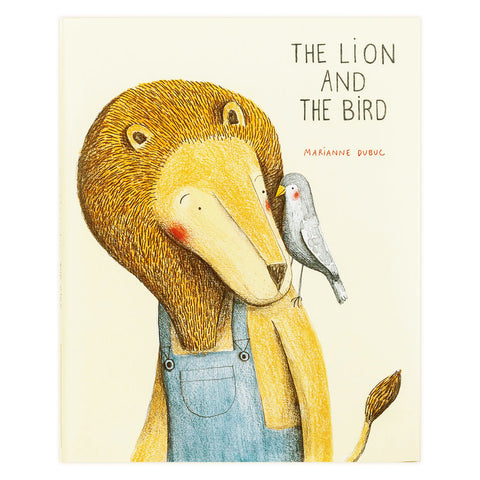 the lion and the bird marianne dubuc book