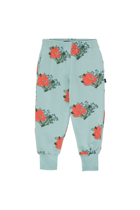 tiny cottons ss20 dolce far niente flowers sweatpant ss20-106 kids enfants apparel vêtements clothing
