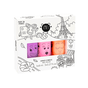 nailmatic kit vernis paris nail polish kids enfants