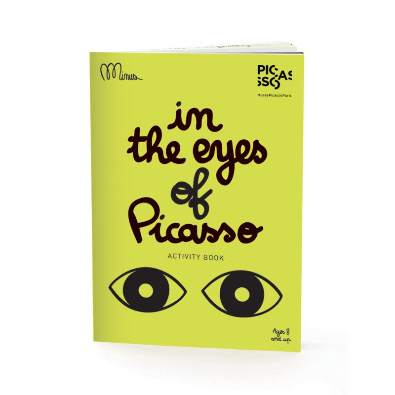 In the eyes of Picasso - Activity book