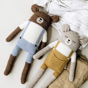 main sauvage montréal québec canada montreal quebec bear ours toutou plush soft toy stuffed toy peluche alpaga alpaca naturel natural sustainable durable bébé baby jouet toy