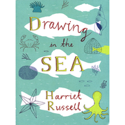 princeton architectural press harriet russel drawing in the sea book