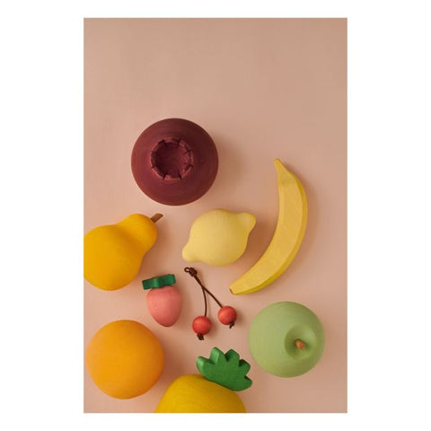 raduga grez ensemble de fruits en bois vegetable fruits toy set wood