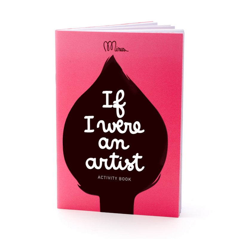 If I were an artist, Activity book, minus editions
