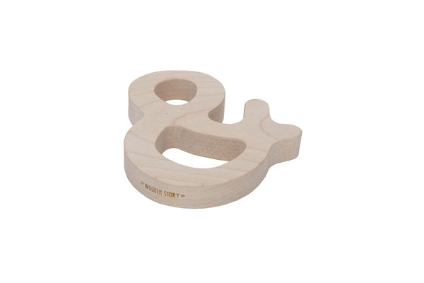 Wooden Story Montreal Canada teether jouet de dentition & and