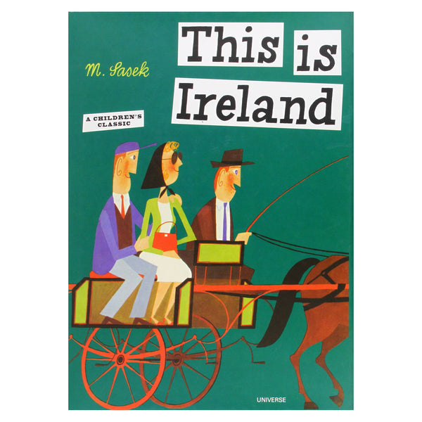 miroslav sasek this is ireland book