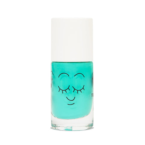 nailmatic vernis à ongles lavables washable nail polish Rio green mint vert menthe pour enfants for kids