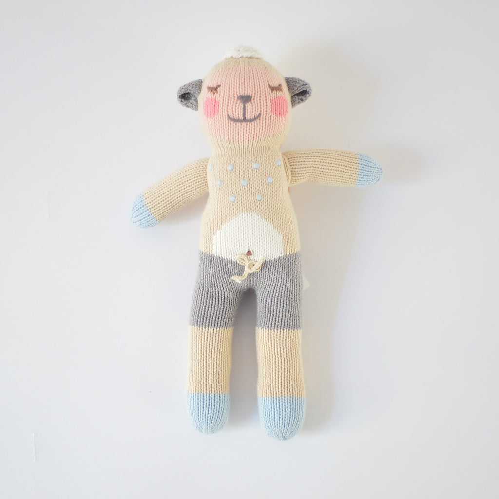wooly mouton peluche blabla kids lamb doll montreal quebec
