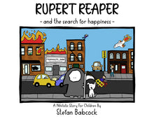"Load image into Gallery viewer, ""Rupert Reaper"" by Stefan Babcock (book)"