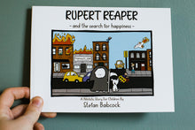 "Load image into Gallery viewer, ""Rupert Reaper"" by Stefan Babcock (limited pre-order bundle)"