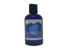 Load image into Gallery viewer, 4 Oz. Big Water Blue FDA Approved Hand Sanitizer