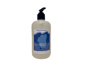 12 Oz. Big Water Blue FDA Approved Hand Sanitizer