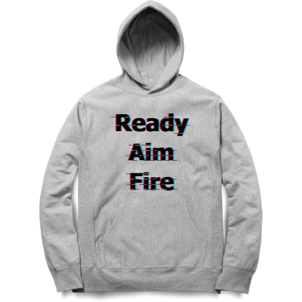 Aim Fire by Chaitanya Tarase- Hoodies