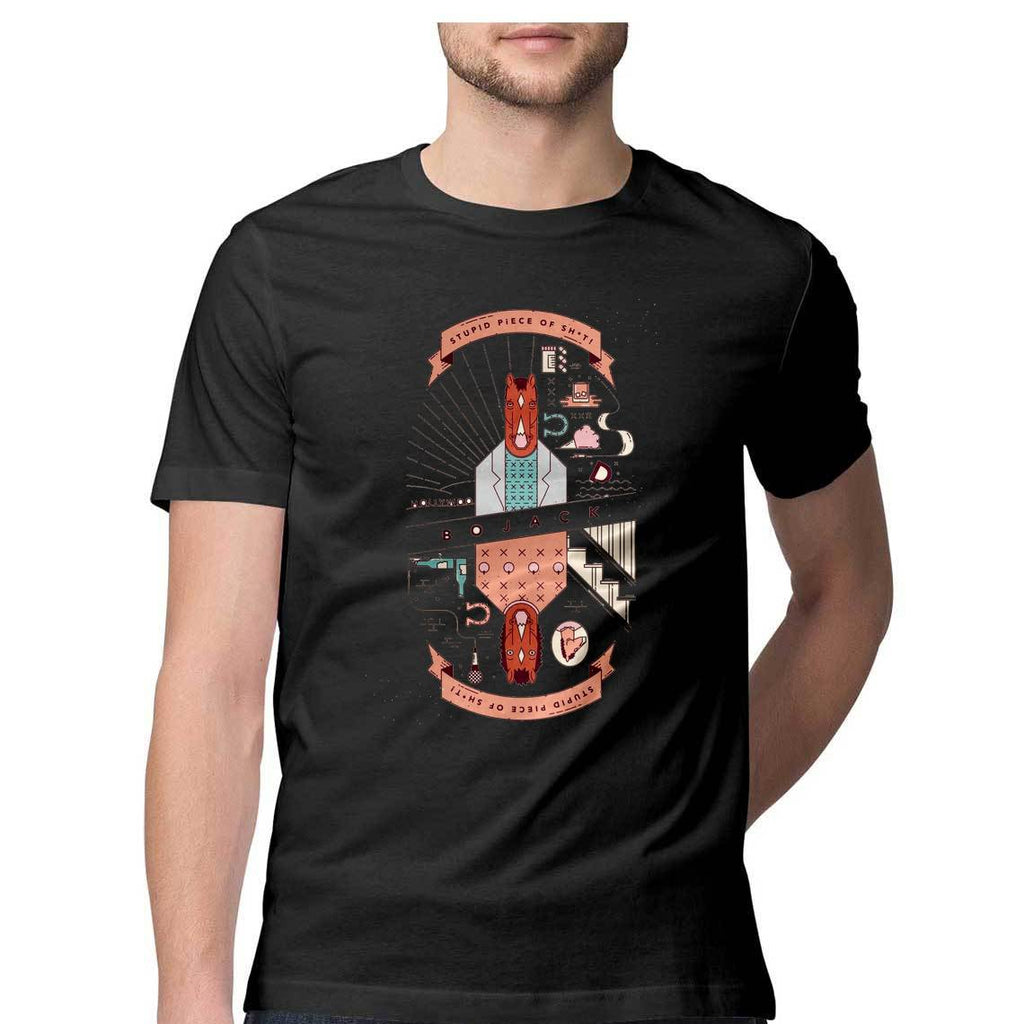 Stupid POS by Siddharth Jena – Short-Sleeve Unisex T-Shirt