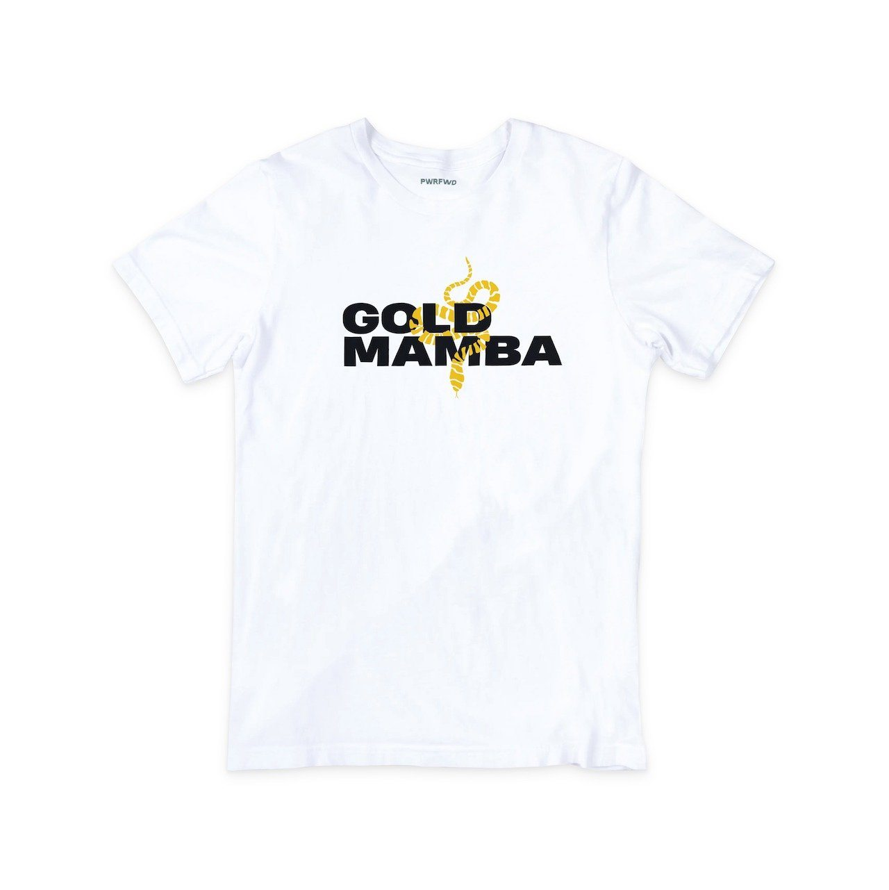 Jewell Loyd Gold Mamba Crew T-Shirt