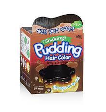 EZN Pudding Hair Color 4.3 布丁染发膏-摩卡棕色