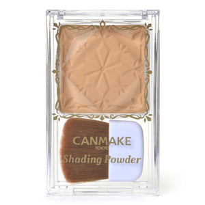 Load image into Gallery viewer, Canmake Shading Powder 03 Honey Rusk Brown 单色修容#03蜂蜜棕