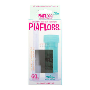 Load image into Gallery viewer, Piafloss Mint Water 60pc 耳洞清洁线60根(薄荷)