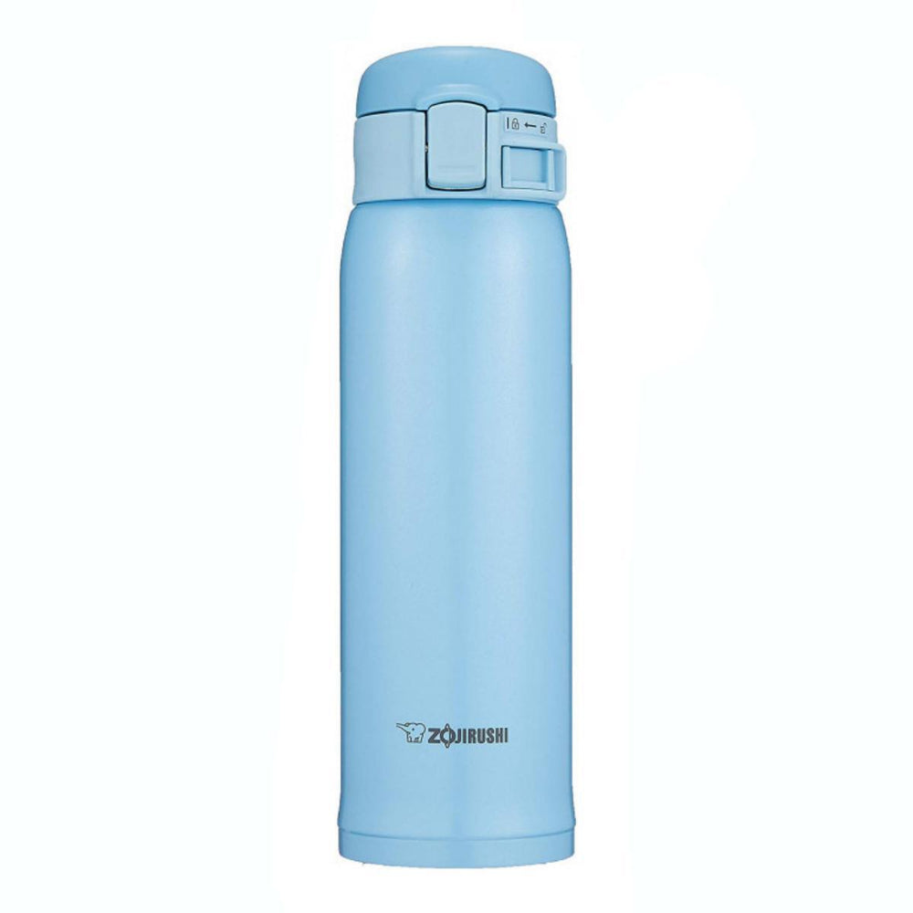 Zojirushi SM-SE48AL Stainless Steel Mug Light Blue 480ml 象印不锈钢保温杯SE48 (天蓝色)