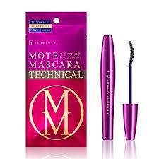 Mote Mascara Technical 02 睫毛打底Flow-fushi 深蓝色