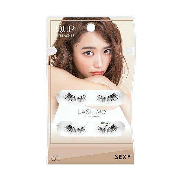 D-UP Eyelashes Lash 02