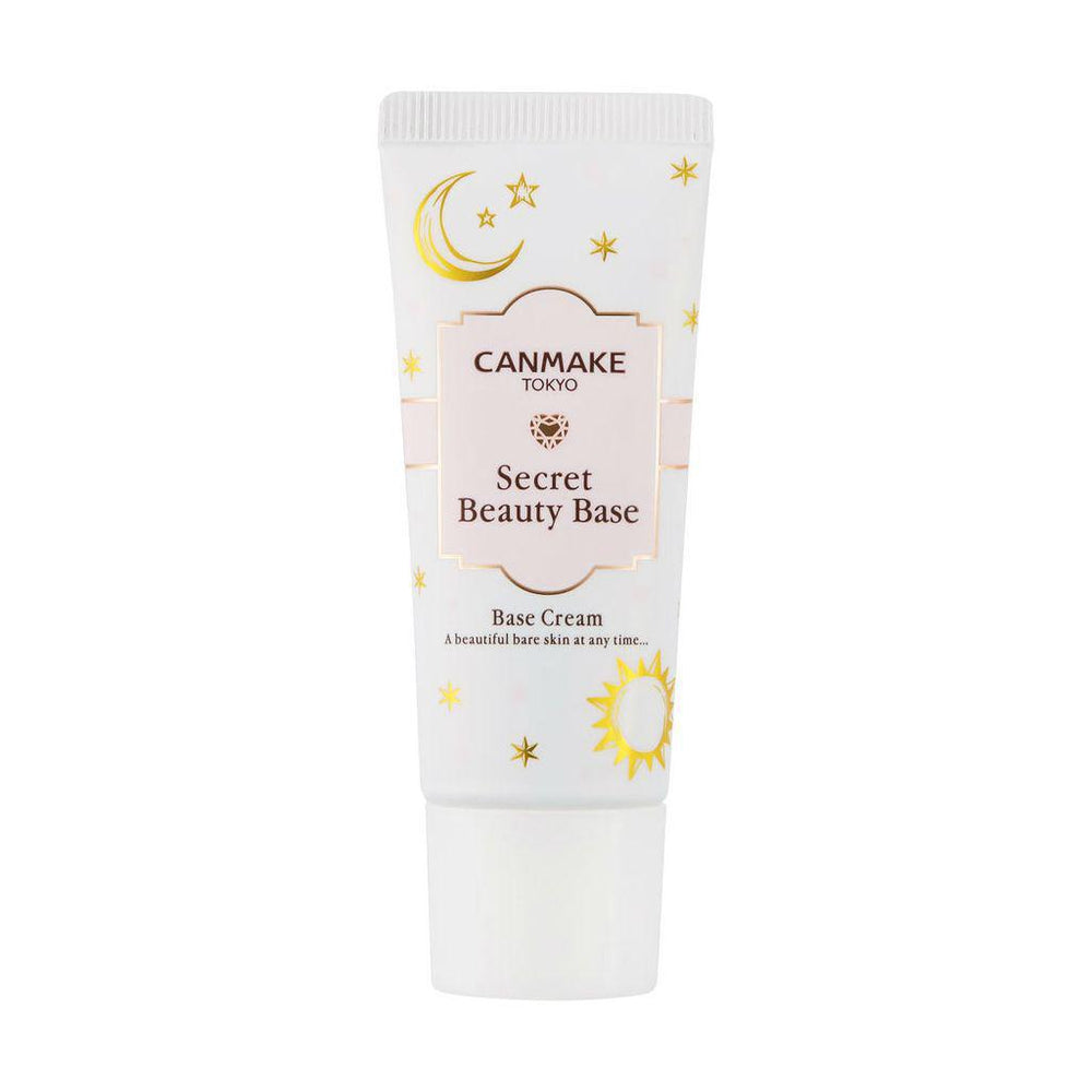 Canmake Secret Beauty Base 01 Clear Natural 素颜肌底霜 01 透明自然