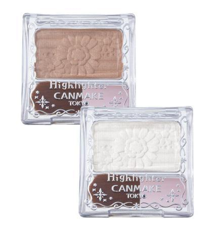 Canmake Highlighter 01 Milky White