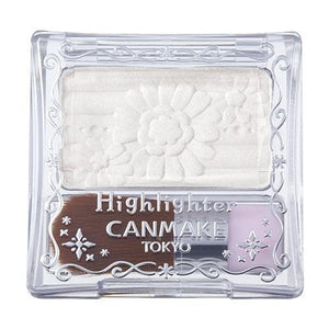 Load image into Gallery viewer, Canmake Highlighter 01 Milky White