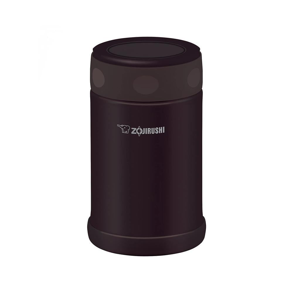Zojirushi SW-EAE50TD Stainless Steel Food Jar Dark Brown 0.5L 象印真空焖烧杯 (咖棕)
