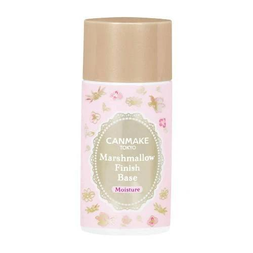Canmake Marshmallow Finish Base 棉花糖透亮美肌妆前乳
