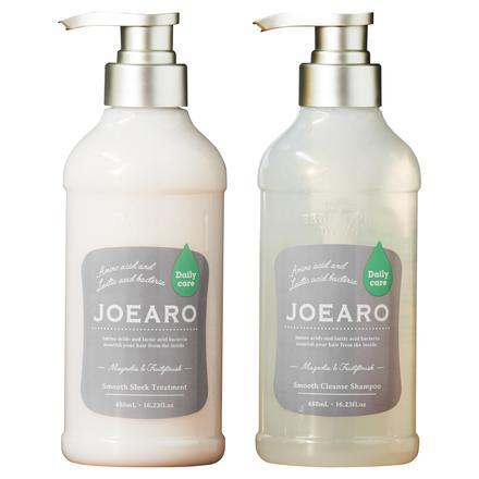 JOEARO Smooth Hair Care 乳酸菌轻盈修复洗护