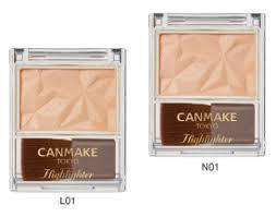 CANMAKE HIGHLIGHTER 景田高光粉