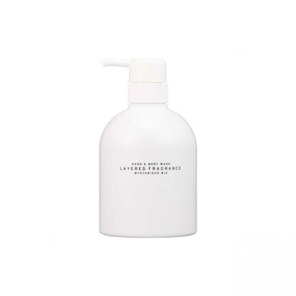 Layered Fargrance Hand Body Wash Champagne 香槟沐浴露