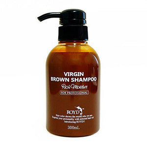 Load image into Gallery viewer, ROYD Virgin Brown Shampoo 锁色护色洗发水 (棕色)