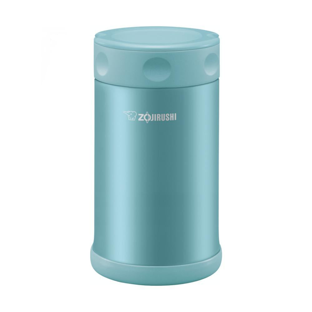 Load image into Gallery viewer, Zojirushi SW-EAE75AB Stainless Steel Food Jar Aqua Blue 0.75L 象印真空焖烧杯 (蓝色)
