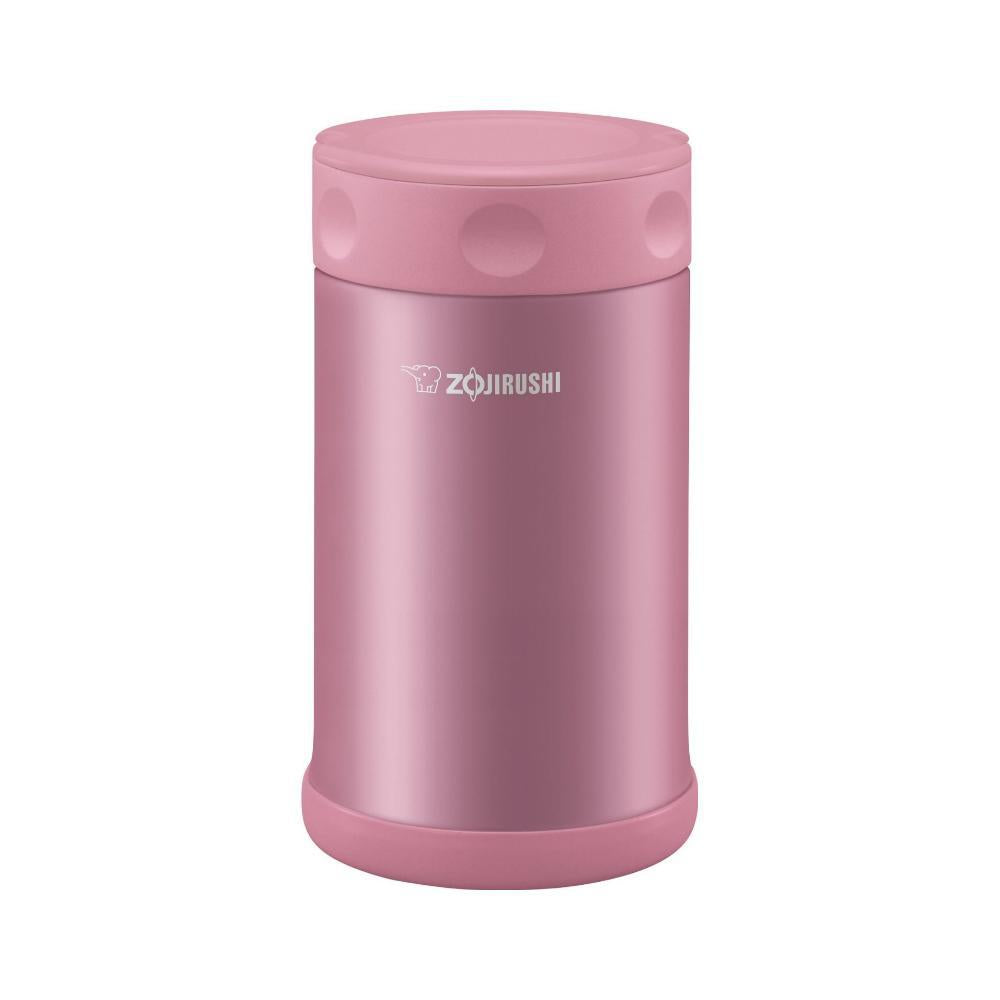 Zojirushi SW-EAE75PS Stainless Steel Food Jar Shiny Pink 0.75L 象印真空焖烧杯 (粉色)